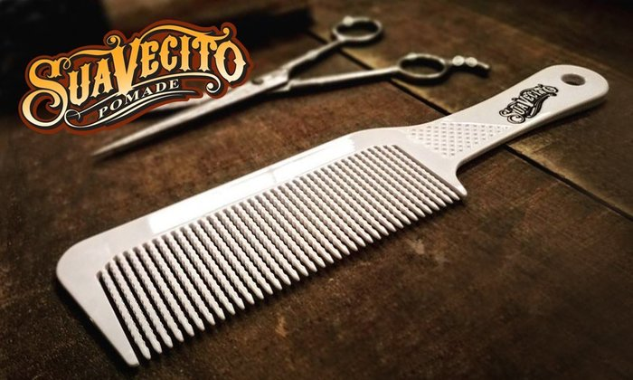 GOODFORIT / 加州Suavecito Clipper Comb一體成型大尺寸專用梳具