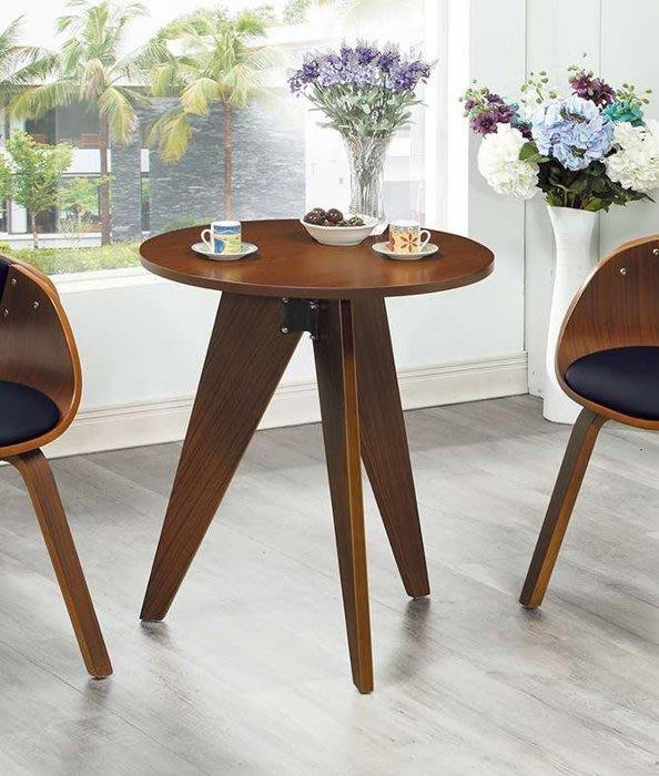 【DH】商品編號AB254-3商品名稱全實木圓休型桌(圖一)60CM。細膩簡約精品。新品特價