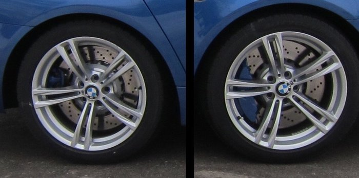 BMW M5 M6 正廠前後煞車盤 BMW F10 M5 F13 M6正廠煞車盤 BMW 正廠零件