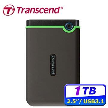 【紘普】創見 25MC 1TB USB3.1(Gen 1) Type-C 2.5吋行動硬碟