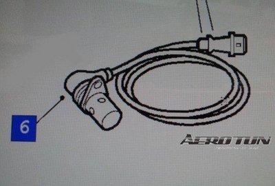 【AEROTUN】全新 SAAB 紳寶 95 1998~2009年 曲軸位置傳感器 Trionic