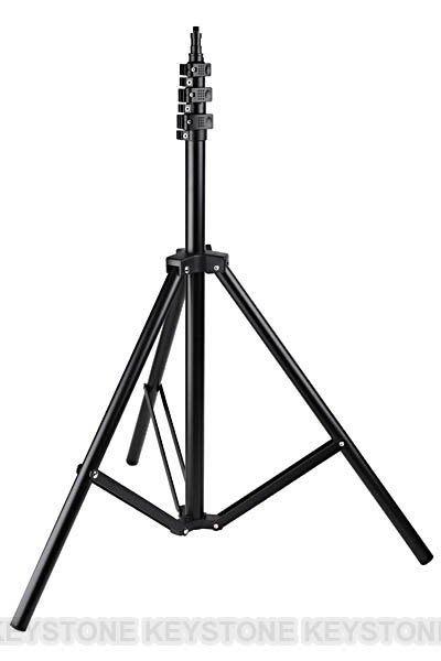 呈現攝影-KEYSTONE LS-428 四節快扣燈架 /燈腳架 /外閃棚燈用燈架 /外拍棚內 公司貨-1