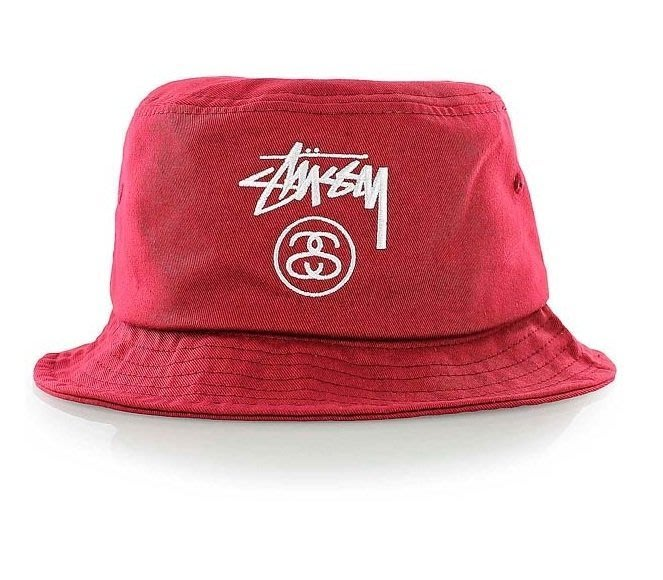67b570b9233 HOMIEZ  STUSSY STOCK LOCK FA14 BUCKET HAT