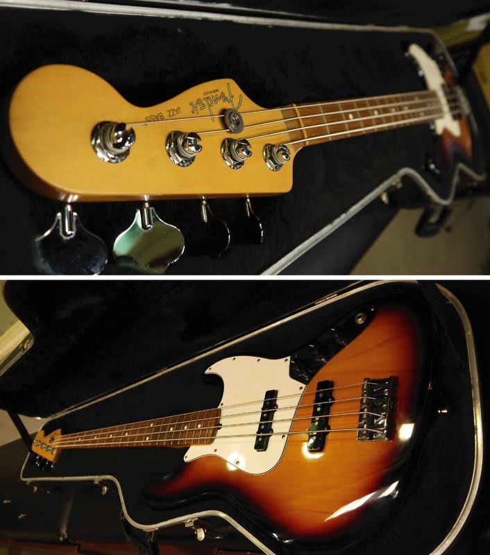Fender 2000 American Standard Jazz Bass (USA)