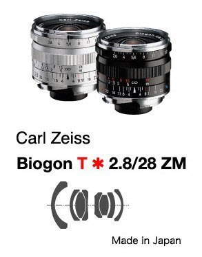 @佳鑫相機@(全新品)Zeiss 蔡司 ZM Biogon T* 28mm F2.8 (黑) Leica M用 公司貨