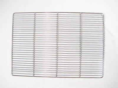 【優比寵物】1.5尺(304#級)固定式白鐵不銹鋼/不鏽鋼線籠專用底網/腳踏網/台灣製造