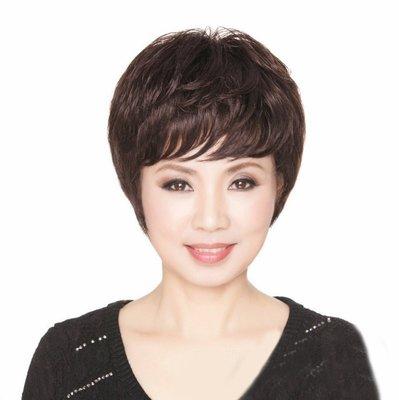 水媚兒假髮7M030+2♥新款女士假髮 俐落造型 短捲髮♥ 現貨或預購 團購批發
