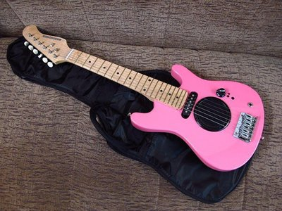 ☆ 唐尼樂器︵☆全新 30吋 電吉他/旅行吉他電吉他/兒童電吉他背袋
