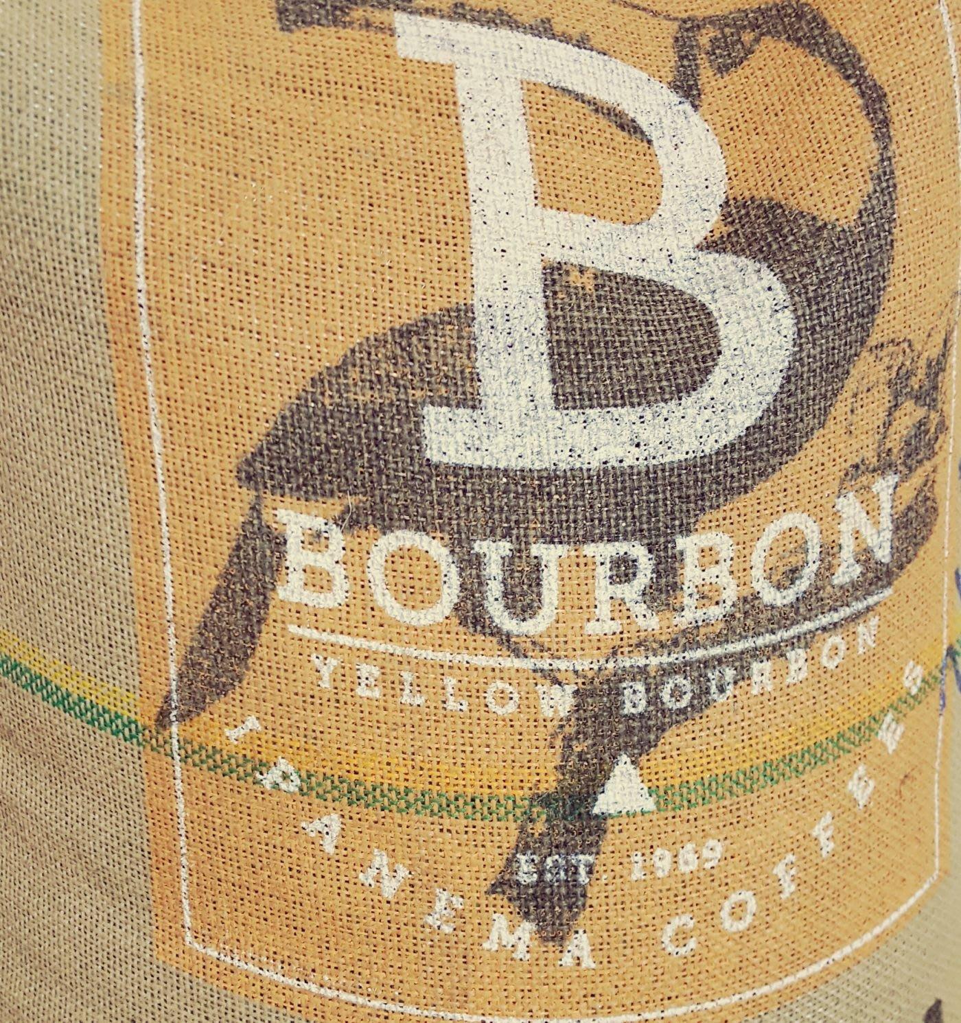 巴西黃波旁咖啡豆