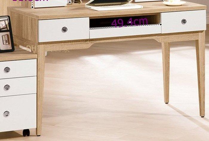 【DH】貨號VC805-3商品名稱《美全》4尺電腦桌(圖一)不含上架。 備有3.3尺書桌可選。 台灣製可訂做。主要地區免運