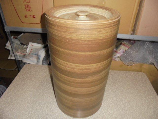 特大號 [茶葉罐] 手拉坏 頂級 普洱茶 罐 普洱茶 老茶 台灣製造 陶器 瓷器 大容量