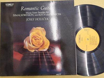 【柯南唱片】羅曼蒂克吉他Romantic guitar //josef holecek>>德版LP