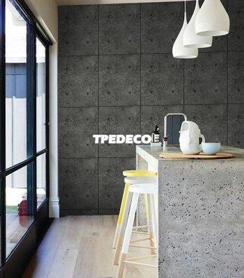 【大台北裝潢】IW馬來西亞現貨壁紙* 環保建材仿建材 工業風水泥清水模(3色) 每支580元