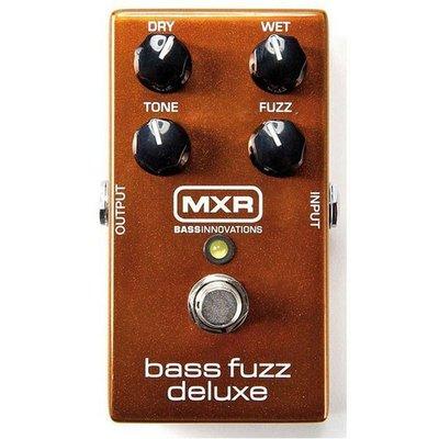 ☆ 唐尼樂器︵☆ Dunlop MXR M84 Bass Fuzz 電貝斯 破音 單顆 效果器