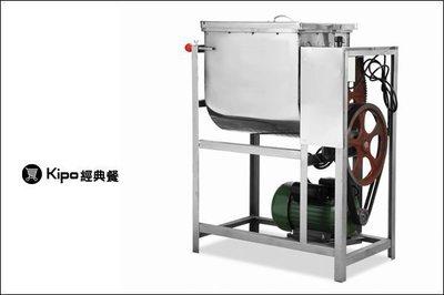 KIPO-不銹鋼/不鏽鋼 加厚電動12.5公斤和麵機 和麵機 攪拌機 拌麵機 商用 營業用 NOK0071S7A