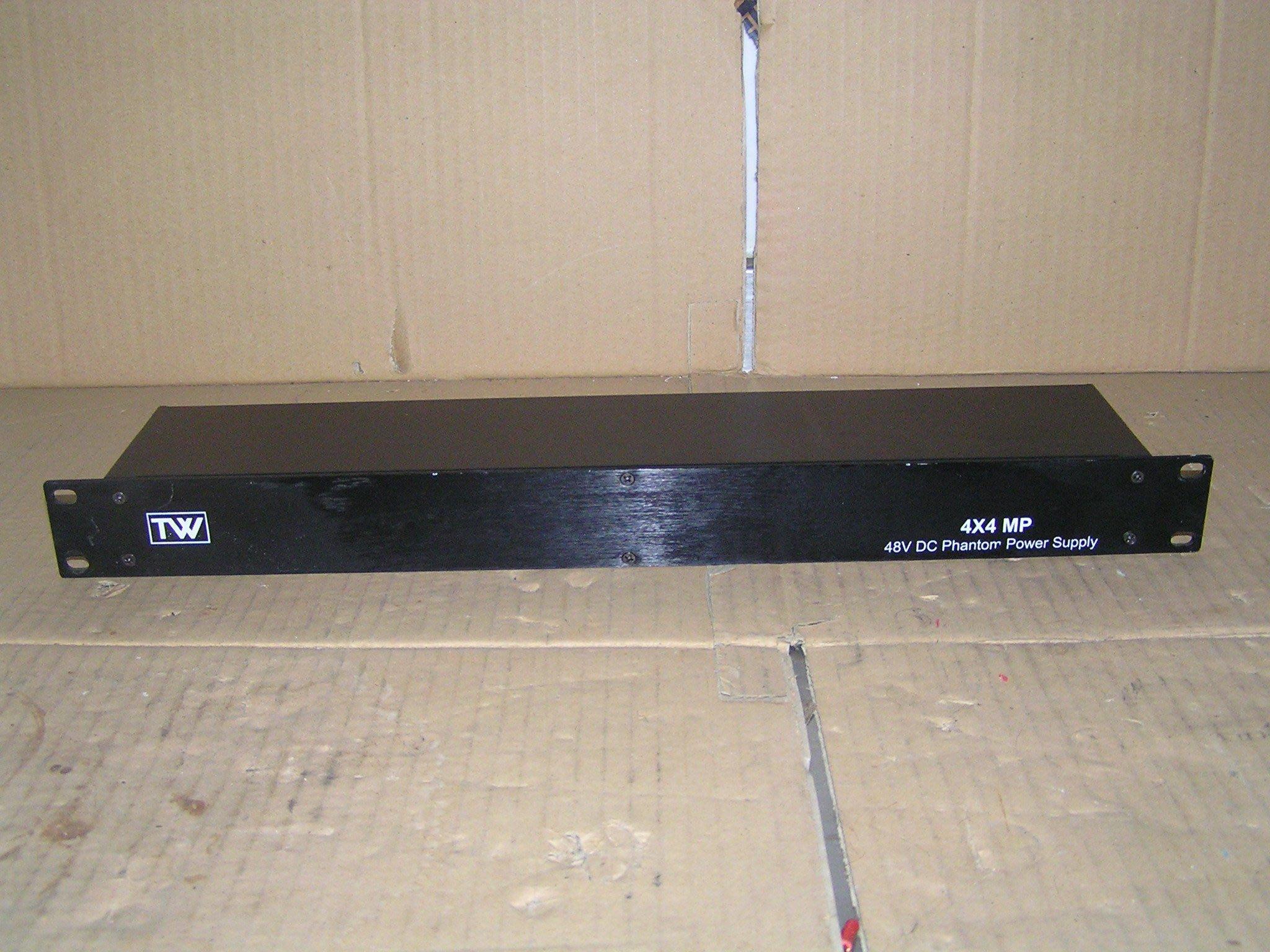 TW 4X4 MP 48V DC PHANTOM POWER SUPPLY