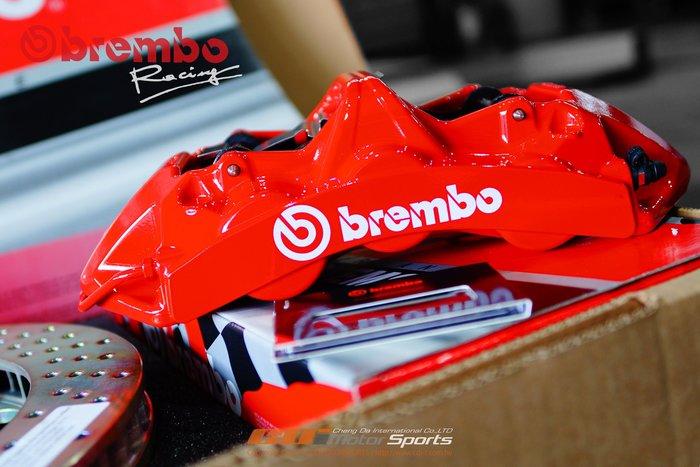 ㊣ 義大利原裝 公司貨 BREMBO GT 6POT 六活塞卡鉗組 356mm~405mm碟盤組 歡迎詢問 / 制動改