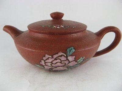 @-順治爺-@R813號@早期收藏茶壺...