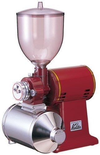 【竭力萊姆】預購 一年保固 Kalita High Cut 61005橫式 職業用專業級咖啡磨豆機