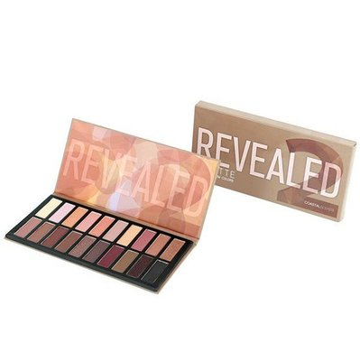 【愛來客 】美國直送Coastal Scents Revealed 2 Palette 第二代 20色眼影盤