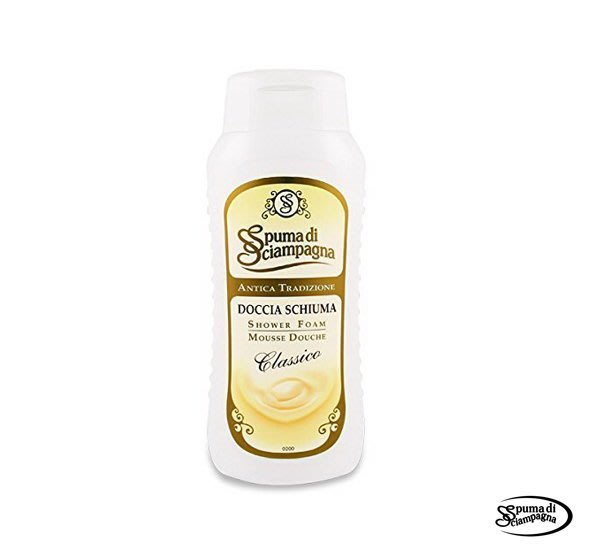 GOODFORIT / 義大利Spuma di Sciampagna Shower Gel香檳慕絲植物性沐浴精
