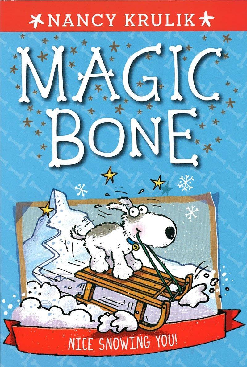 *小貝比的家*MAGIC BONE#4:NICE SNOWING YOU/平裝/7~12歲/聖誕節