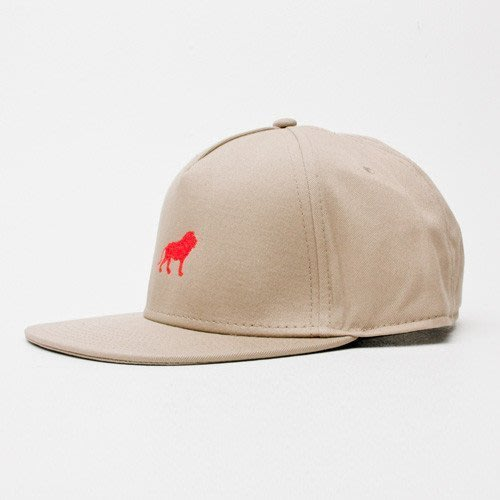 【Nightmare 】Hopps Skateboards Lion Cap - Khaki 帽子 滑板 街頭 品牌
