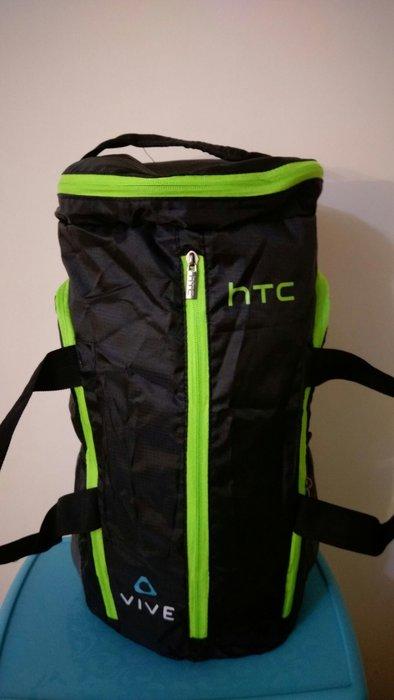 HTC 宏達電 輕量圓筒折疊手提包 多隔層 用品包 球袋 休閒背包 休閒肩背包 手提肩背兩