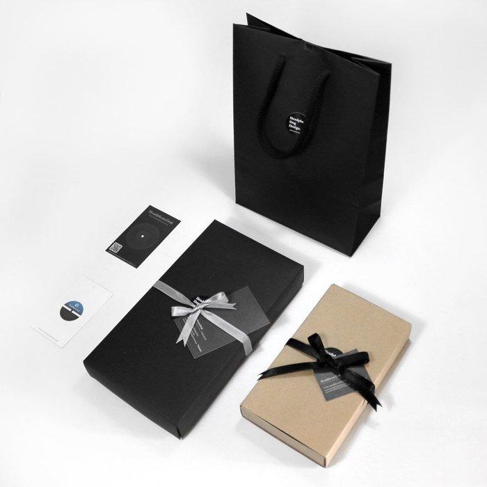 加購 特製送禮包裝(含 特製禮物盒+禮品緞帶+特製紙提袋+黑色小卡)