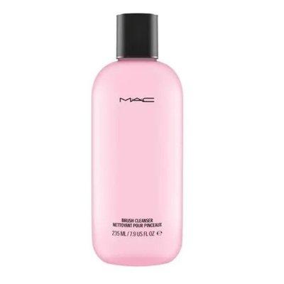 【愛來客】英國購入 MAC Brush Cleanser 化妝刷清洗劑 235ML 洗刷水 刷具清潔液