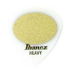 大鼻子樂器 公司貨 Ibanez 雙面止滑 PICK 黑字 現貨 白色