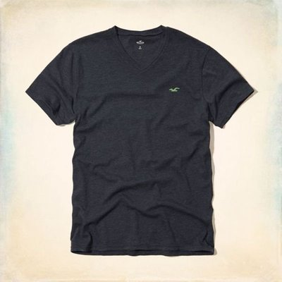 HOLLISTER 短袖T恤 324-369-0804-023 MY-麋鹿全新官網真品 AF A&F HCO 海鷗