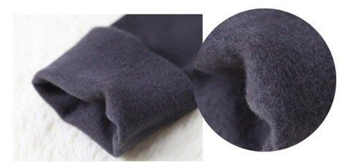 彈力保暖內刷毛九分褲襪