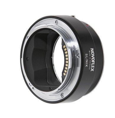 @佳鑫相機@(全新品)NOVOFLEX專業轉接環 SL/NIK(自動對焦)Nikon電磁光圈E鏡頭接LEICA SL機身