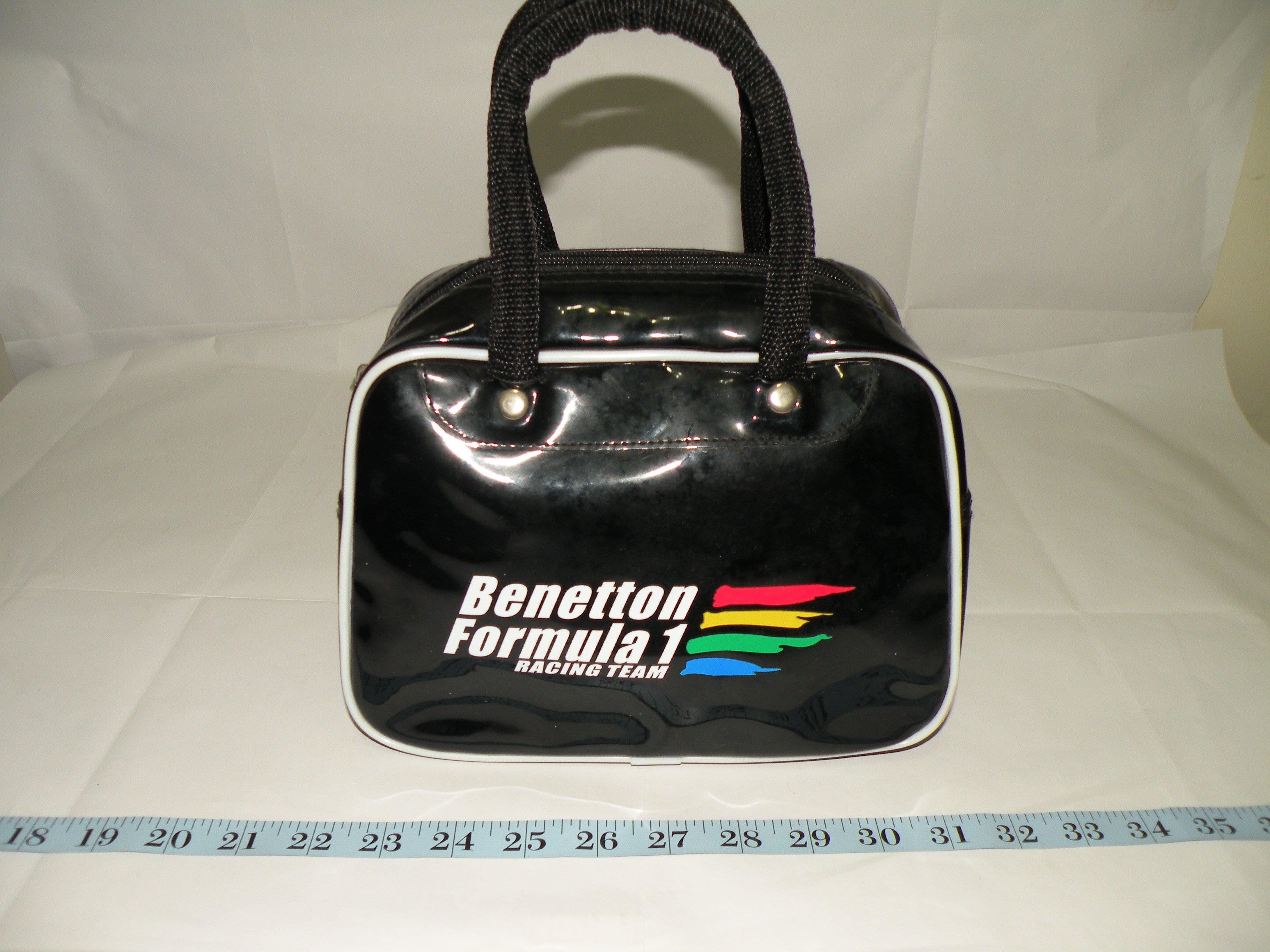 二手 Benetton 班尼頓手提方包