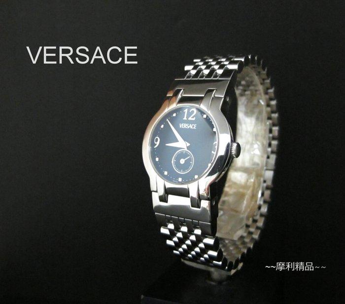 【摩利精品】Versace 凡賽斯小秒盤女錶   *真品* 低價特賣中