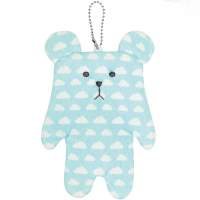 尼德斯Nydus~* 日本正版CRAFTHOLIC 宇宙人 Baby款 晚安系列 吊飾 SLOTH熊 小錢包 16cm
