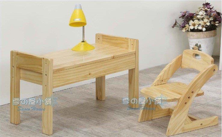╭☆雪之屋居家生活館☆╯R570-15 兒童二段調整型書桌組(含調整型椅)/DIY自組/書桌椅/電腦桌椅/上課桌椅