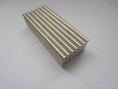 《釹鐵硼磁石工研所》釹鐵硼強力磁鐵---直徑6*厚度4mm