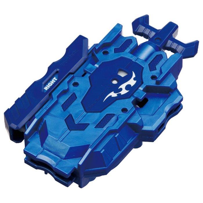 現貨特價 代理日版 戰鬥陀螺 BURST B-119 B119 左右迴旋 LR 藍色 雙向發射器 旋風發射器 非B88