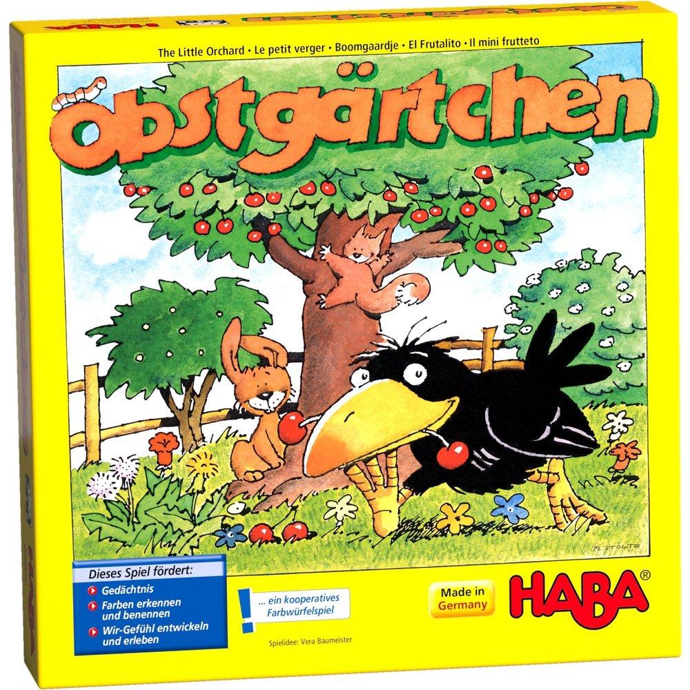 【陽光桌遊】 (特價附中規) 烏鴉果園 Obstgrtchen 正版桌遊 益智桌上遊戲