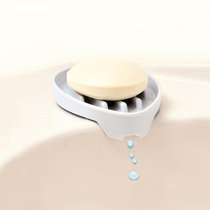 日本製瀝水肥皂架香皂盤斜面瀝水設計不用擔心水泡到肥皂延長肥皂使用壽命