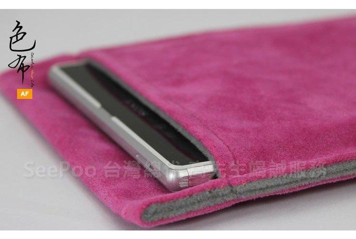 ~Seepoo總代~2  絨布套 魅族MeiZu魅藍Note 3 5.5吋 手機袋 手機套