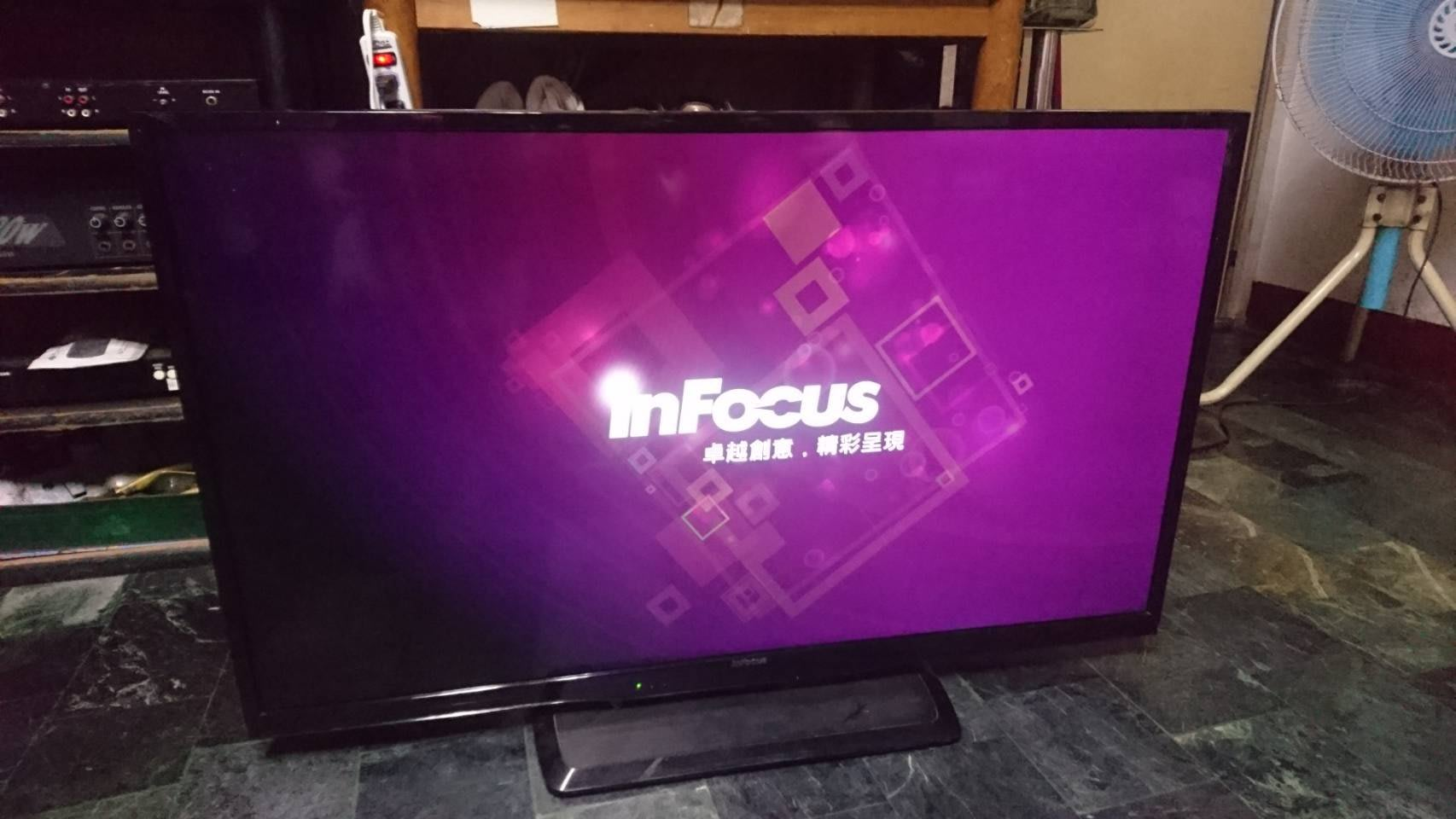 鴻海 InFocus 40吋 LED 液晶電視