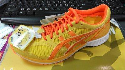亞瑟士ASICS 女 路跑鞋 全碼 慢跑鞋 虎走LADY TARTHERZEAL 4 黃橘 TJR844-0309