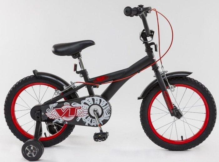 范圖拉 VTBike 16吋兒童腳踏車