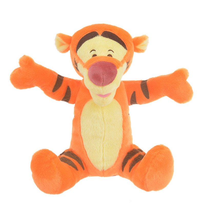 代購現貨  日本迪士尼商品 維尼家族跳跳虎玩偶