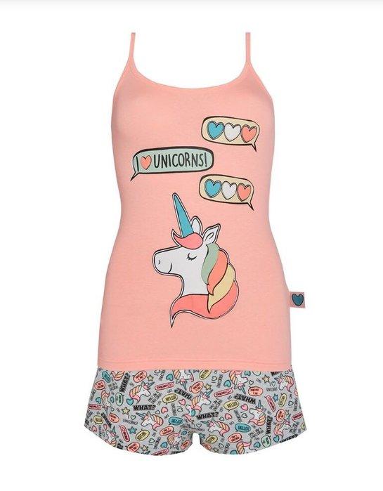 *小熊愛敗家*英國帶回 primark 迪士尼 獨角獸   居家服 睡衣組 Unicorns