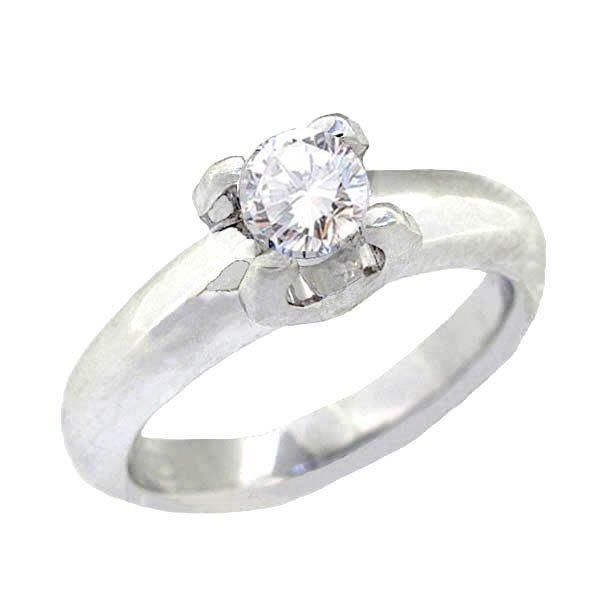 【JHT 金宏總珠寶/GIA鑽石專賣】0.33ct天然鑽石戒指/材質:18K(D000226)