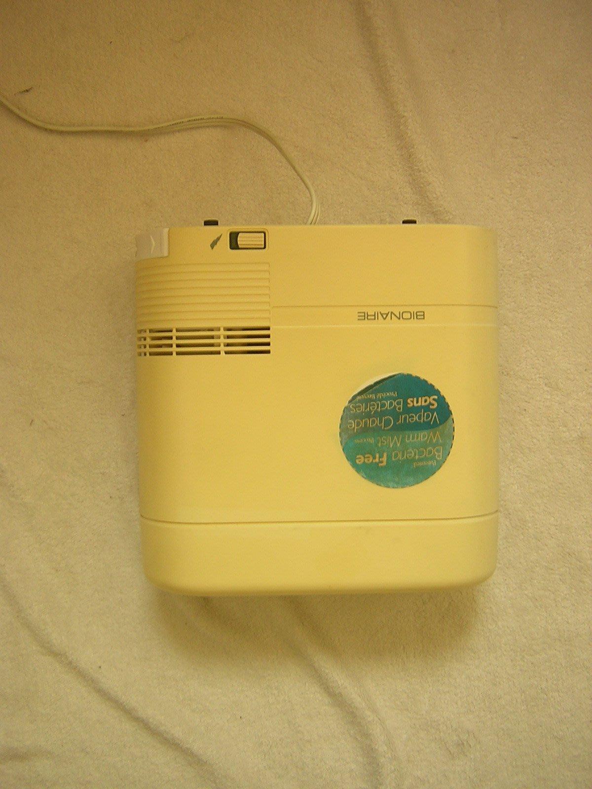 BIONAIRE CM1暖霧放濕機加濕器 放濕機